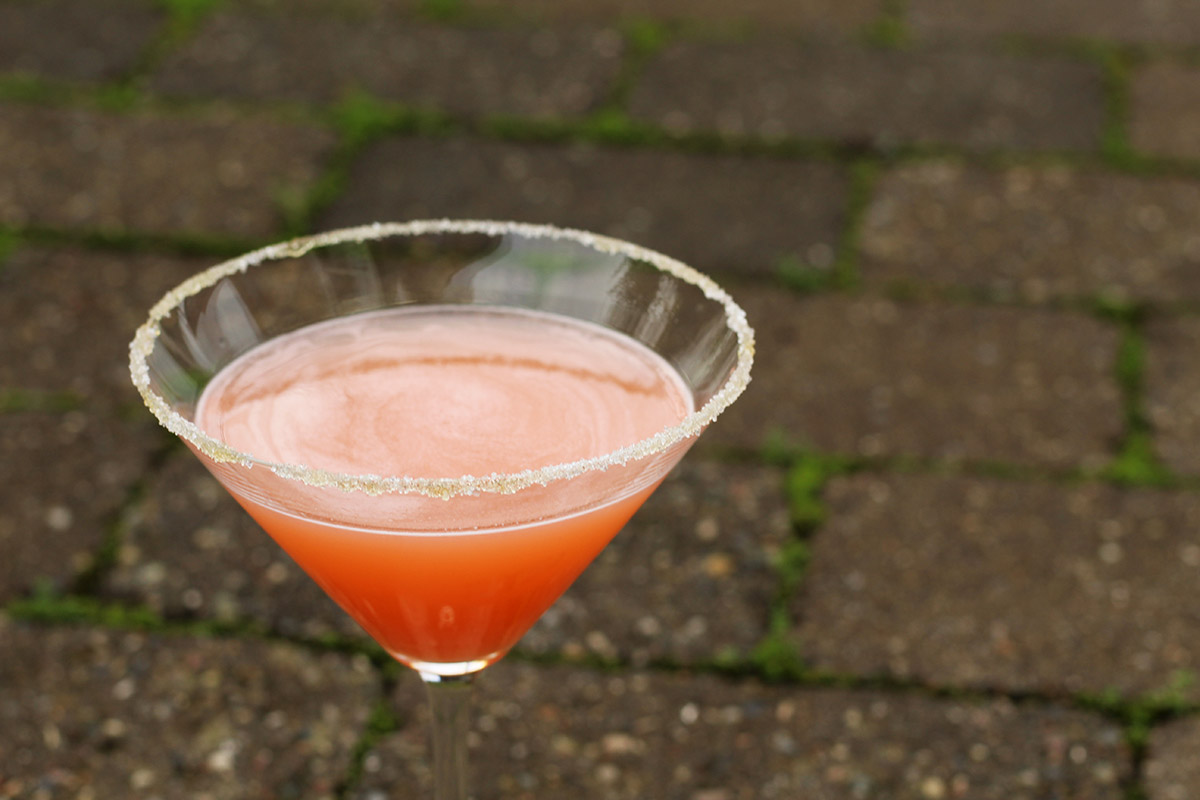 grapefrugtdrink, grapefugt, grape, aperol, sirup, vodka, drink