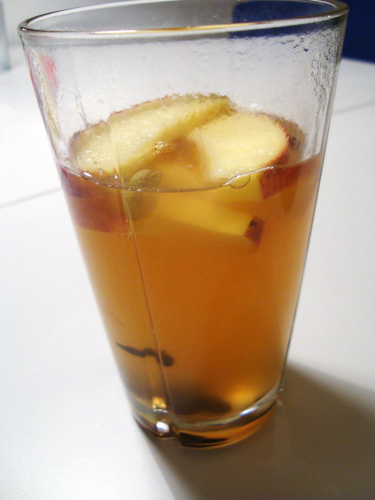 Æbledrikke