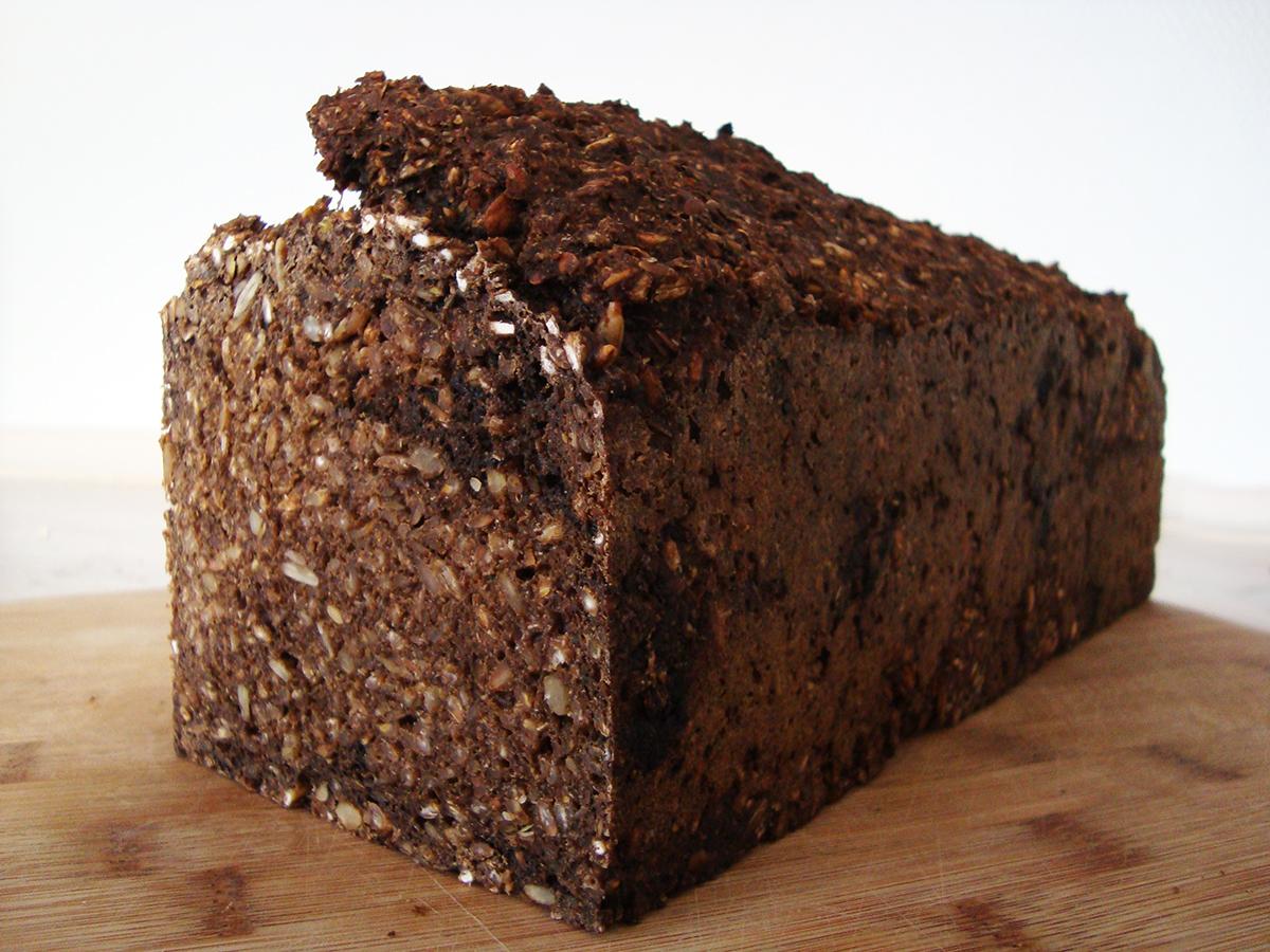 Fire ordentlige brød