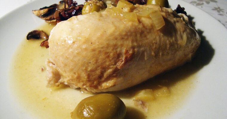 Mseyer – kylling med oliven og citron
