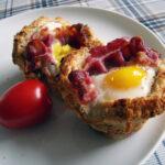April: Æg og kylling