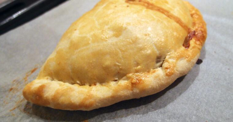 Svampetur og cornish pasty