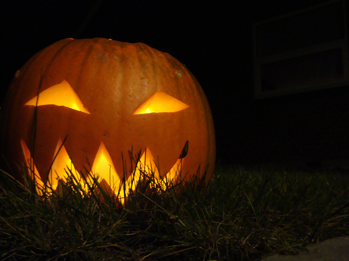 Oktober: Halloween!