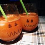 Halloween drinks: Græskarmand og Blood on your hands