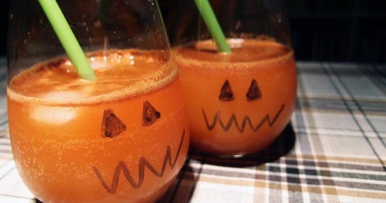Halloween drink: Græskarmand