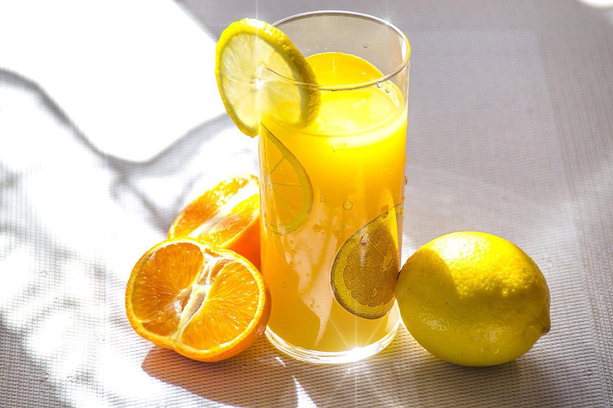 November: Citroner og appelsiner