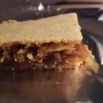 Valnødde-karameltærte