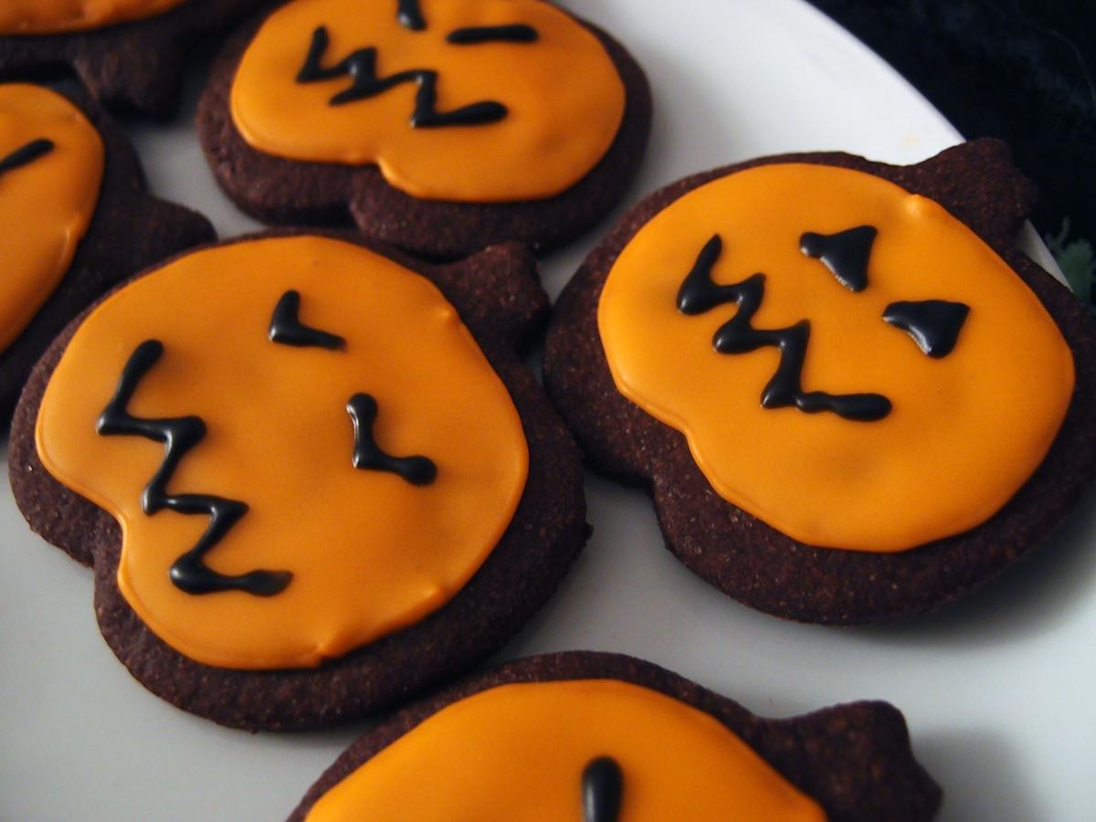 Halloweenkager og Halloweenguf