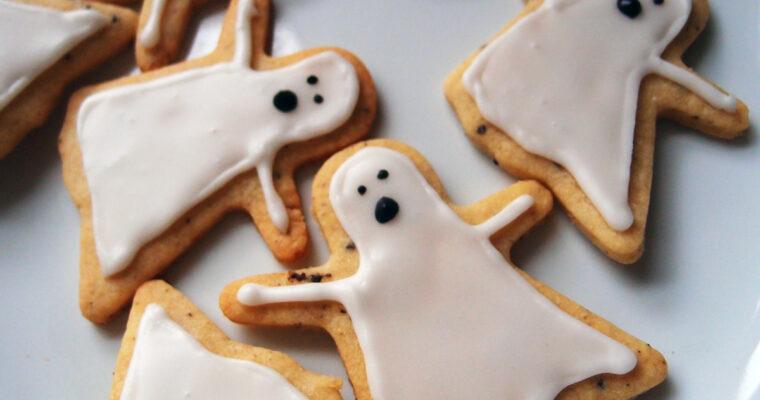 Spøgelses-småkager
