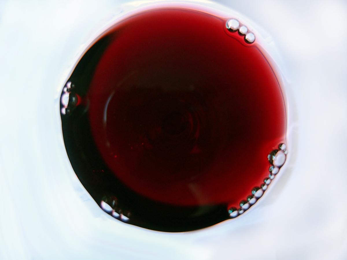 Oktober: Rødvin