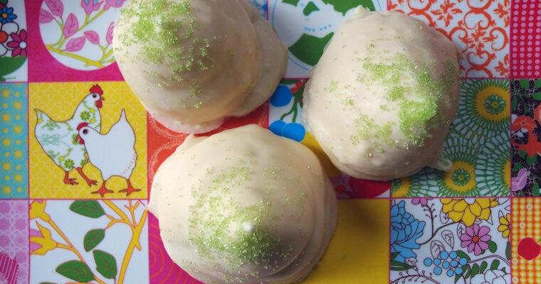 Citronflødeboller
