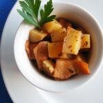 Pulpo con Cachelos – blæksprutte med kartofler