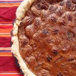 Pecan Pie – pekannøddetærte