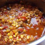 Vegetable Pozole stew – majsstuvning med grøntsager