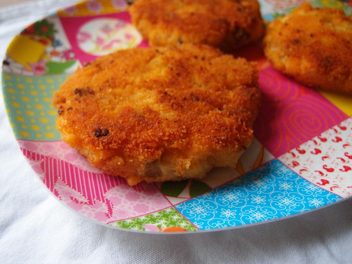 Kartoffelkrebinetter – tortitas de papa