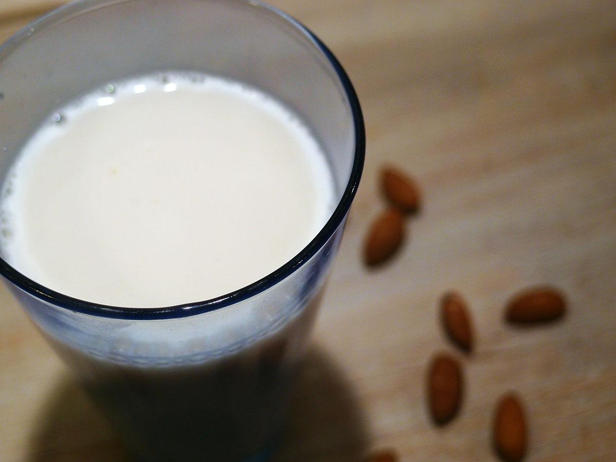 Maj: Uden mælkeprodukter