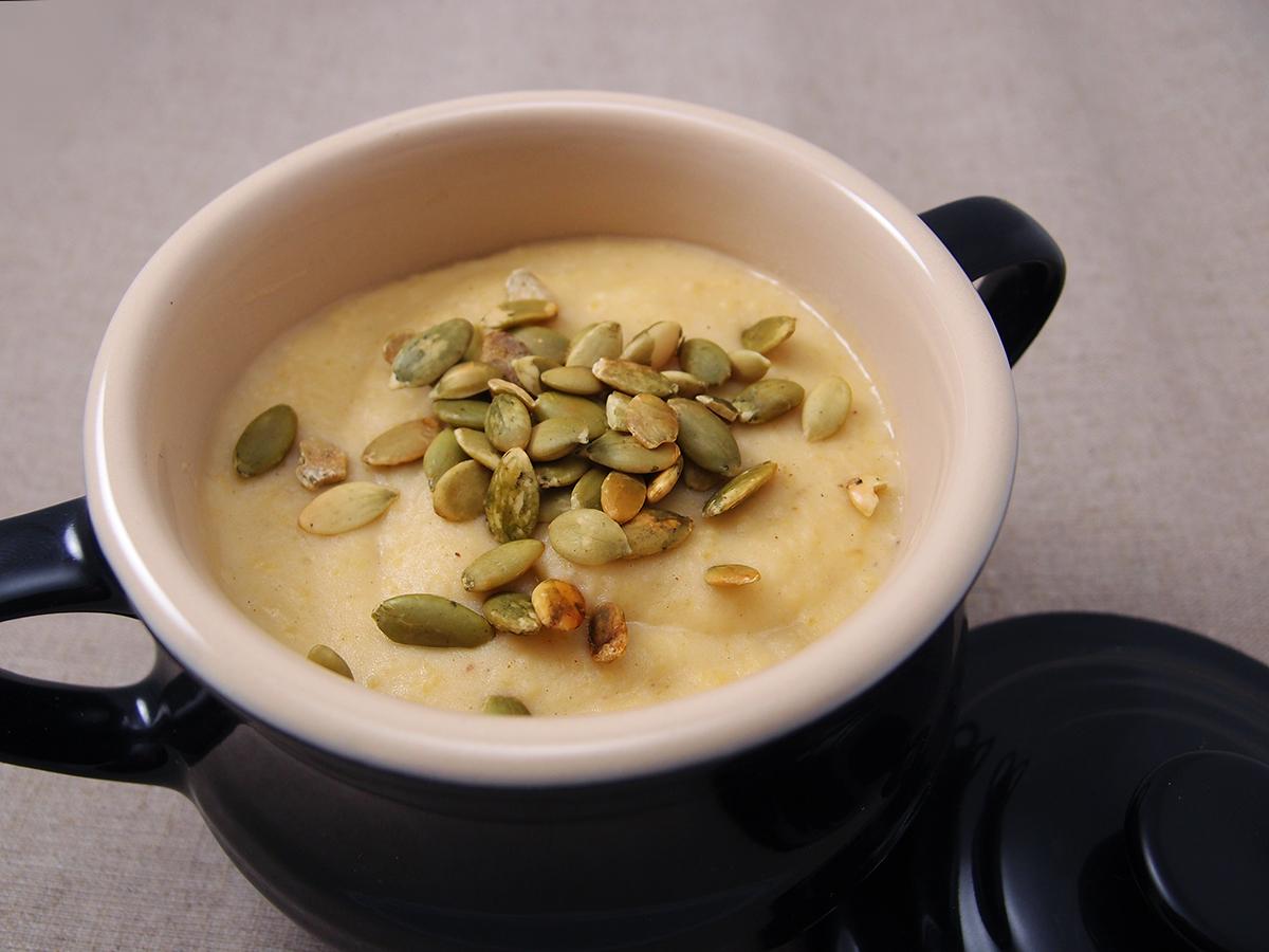 Fyldig pastinaksuppe med linser