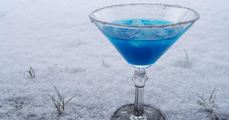 Nytårsdrink: Frozen