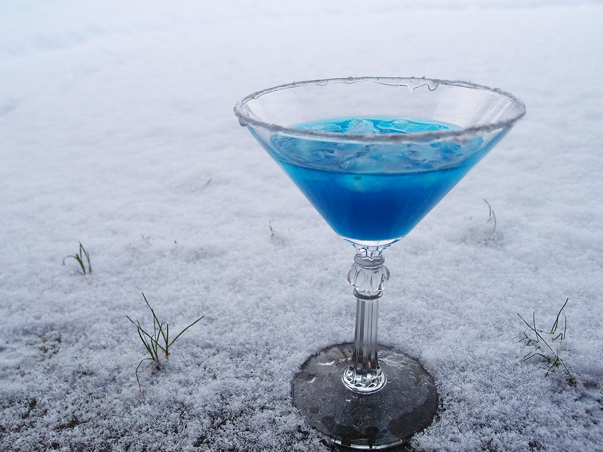 December: Vinter-cocktails