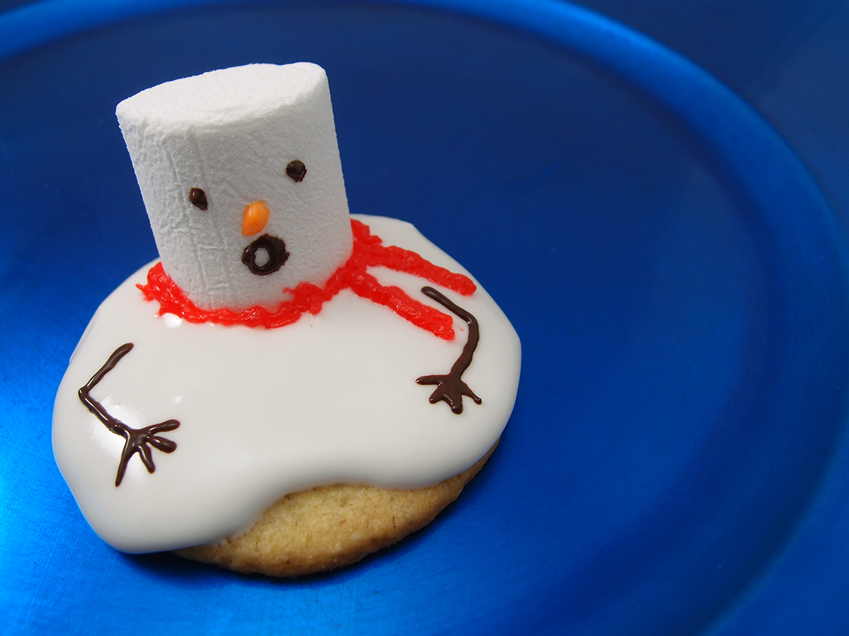 Snemands-småkager