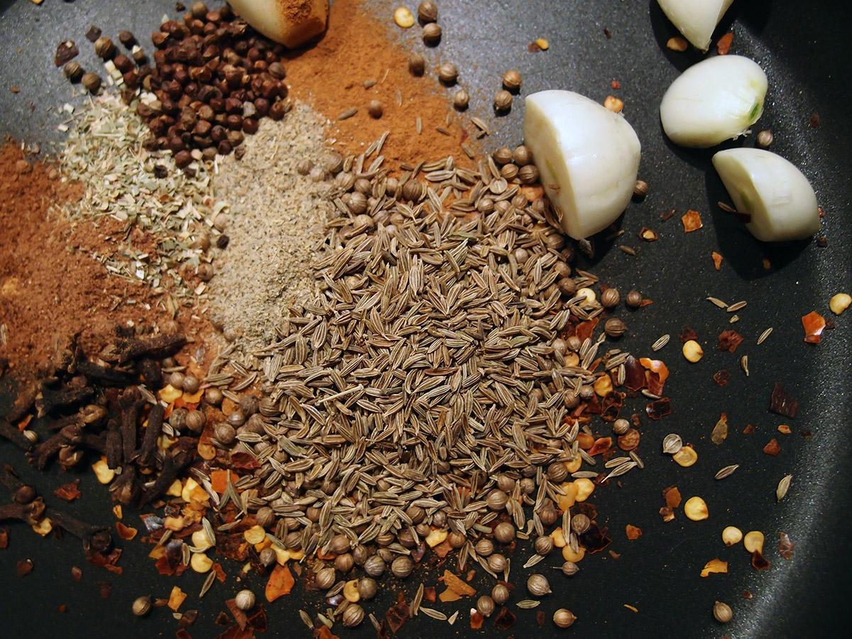 Februar: Eksotiske krydderier
