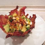 Sådan laver du en bacon-skål