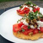 Dakos – græsk tomatbrød