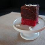 Hindbær-chokolade brownies