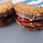 Krondyr-sandwich