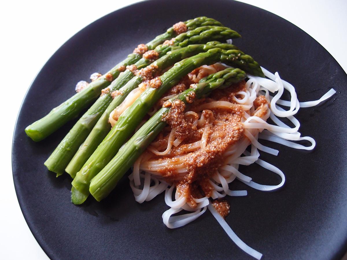 Opskrifter med asparges