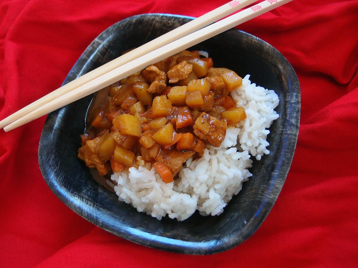 Karē - japansk karryret