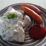 Persille-kartoffelsalat