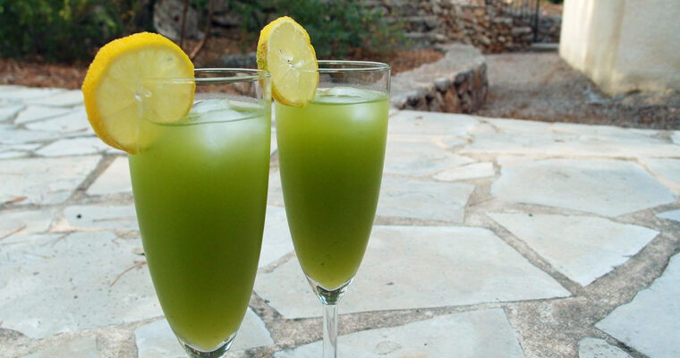 Agua Fresca – frisk agurkedrik