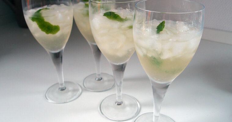 Sake-drink – White Mountain