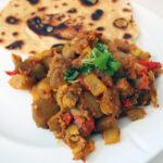 Baingan Burtha – indisk aubergineret