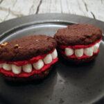 Gebiskager – småkager til Halloween