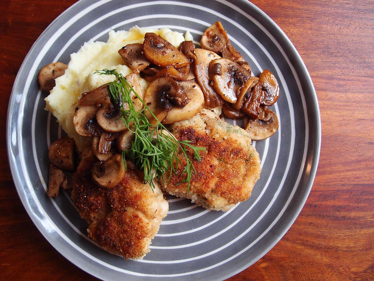 Kotletki – russiske kyllingekrebinetter