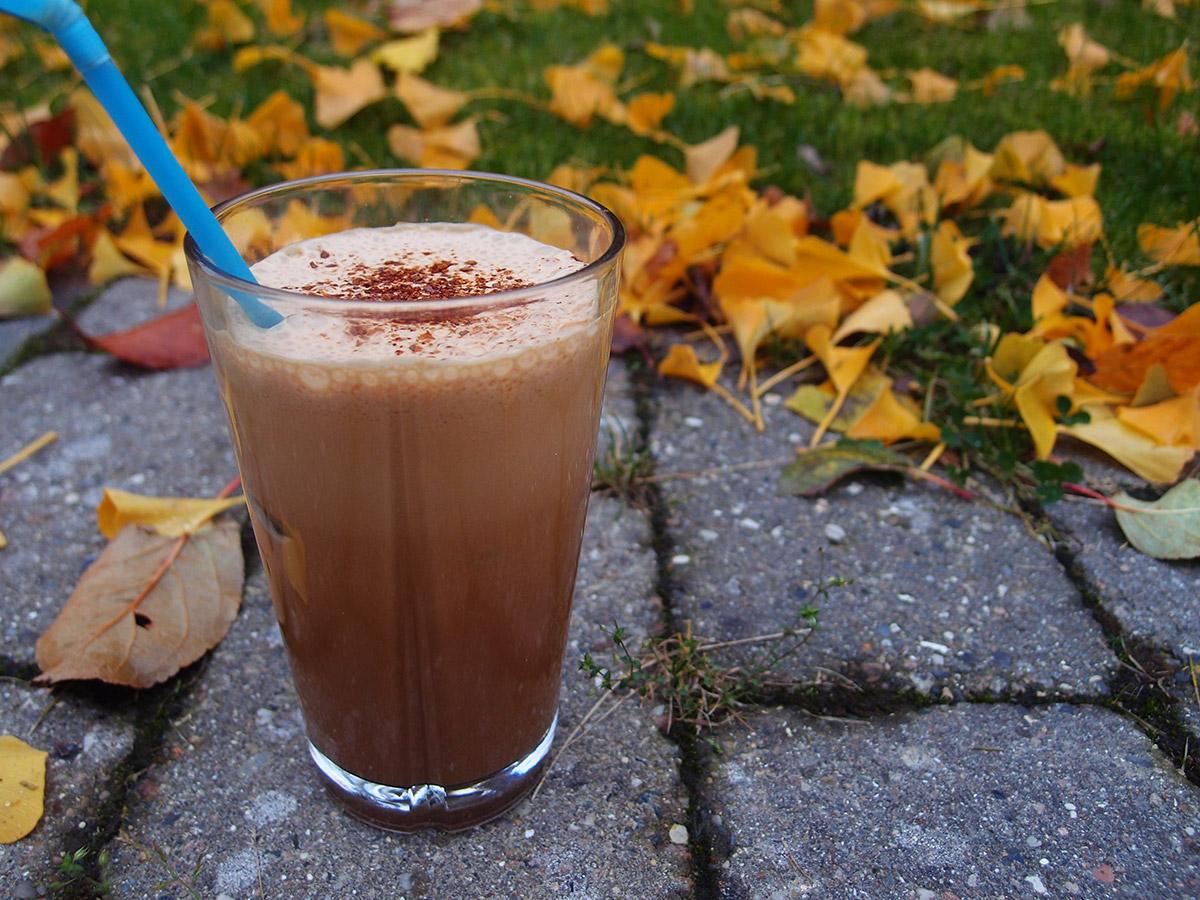 Frappé – græsk iskaffe
