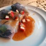 Anderuller med kål og appelsinsauce