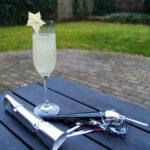 Nytårsdrink – French 75 med lidt sødme
