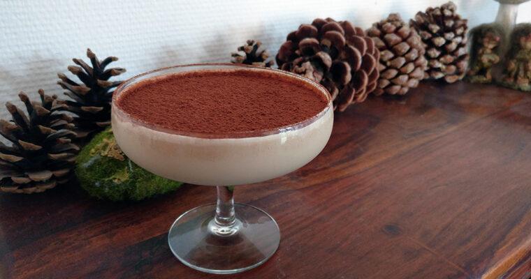 Tiramisu Cocktail
