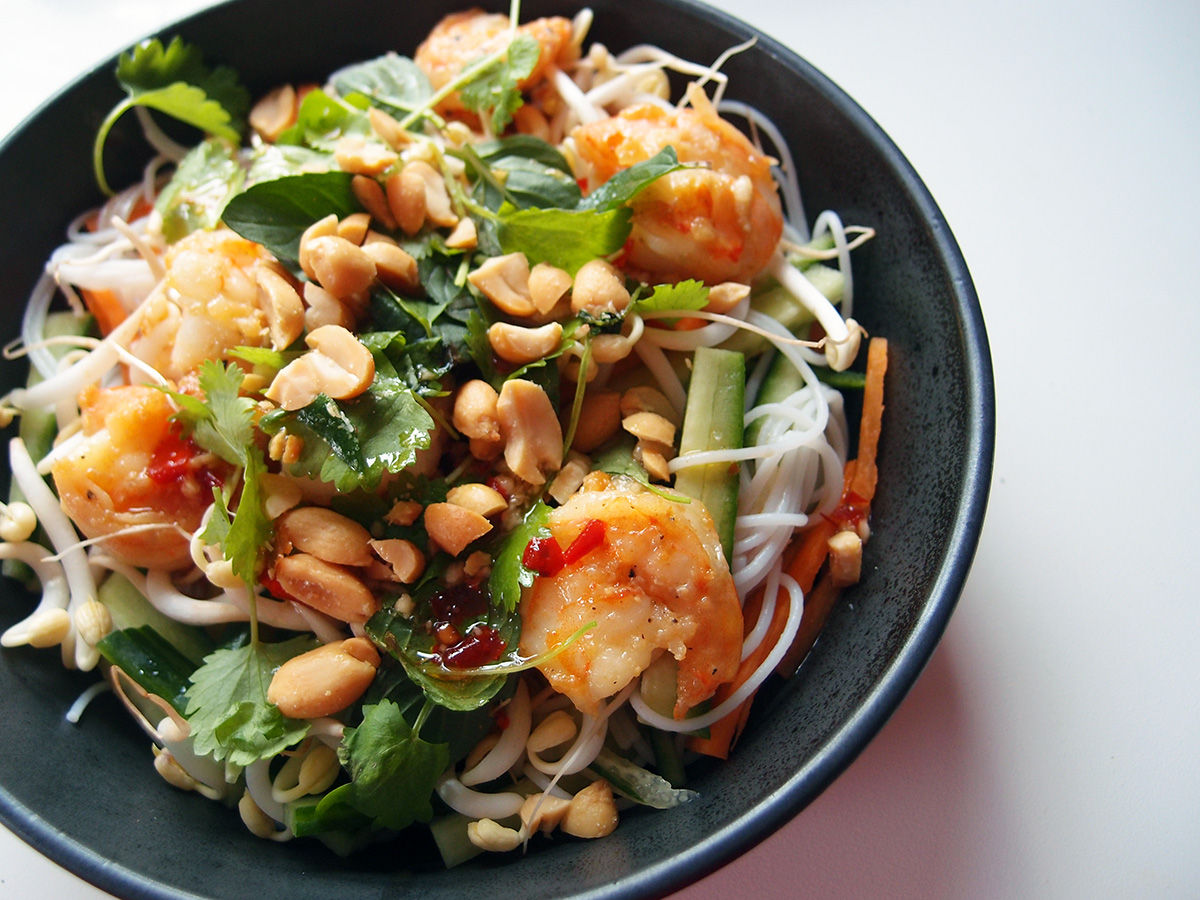 Vietnamesisk rejesalat