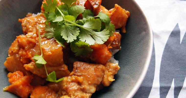 Cà ri gà – vietnamesisk karrykylling