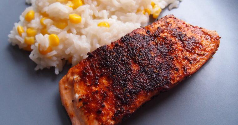 Blackened fish – krydret cajun-fiskeret