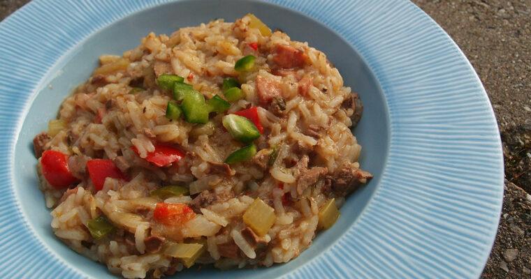 Dirty rice – en cajun-risret