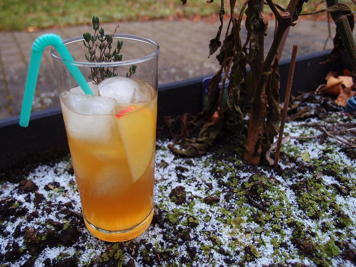 Caramel Apple – sød æbledrink
