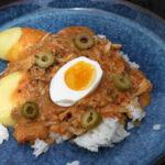 Mild og cremet kyllingeret fra Peru
