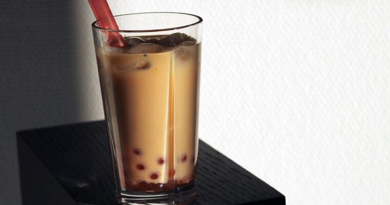 Bubble Tea med fennikel