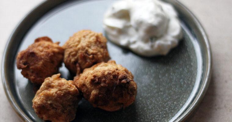 Patatas köftesi – friterede kartoffelkugler