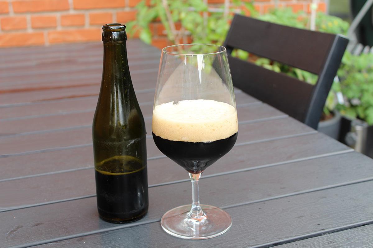 Ølbrygning: Sort IPA